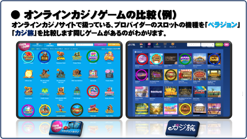 4-02オンラインカジノゲーム比較
