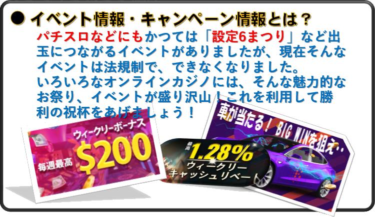 第8-2 イベント情報・キャンペーン情報を活用!!