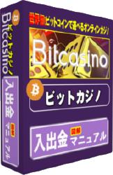 ビットカジノ入出金マニュアルEBOOK