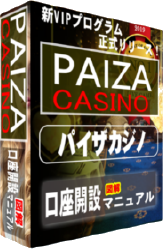 パイザカジノ登録EBOOK